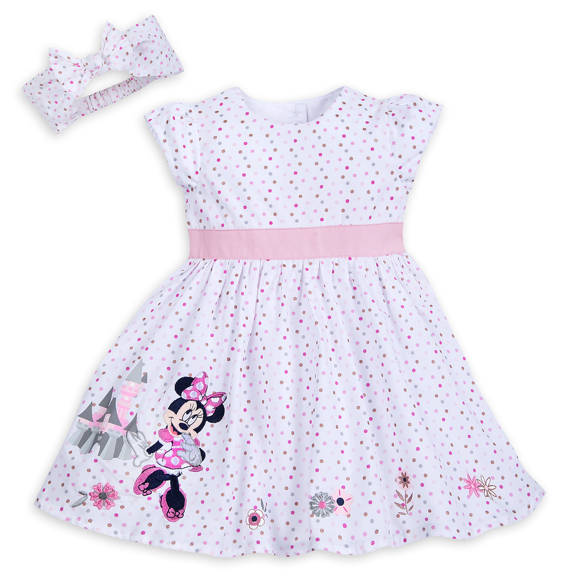 e4ff484df Minnie Mouse Dress Set for Baby is now available online