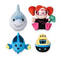 Image of Disney Parks Wishables Mystery Plush - Finding Nemo Submarine Voyage Series # 1