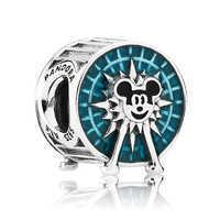 Image of California Adventure ''Mickey's Fun Wheel'' Charm by Pandora Jewelry # 1