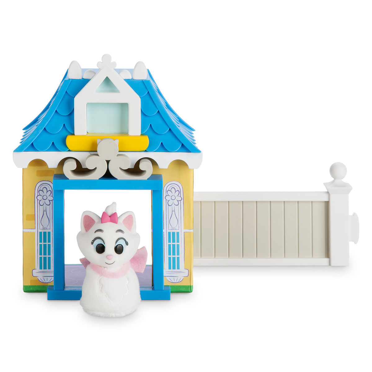 Marie Starter Home Playset Disney Furrytale Friends Shopdisney