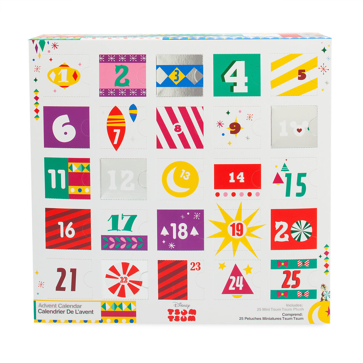 Product Image Of Tsum Plush Advent Calendar Mini 2