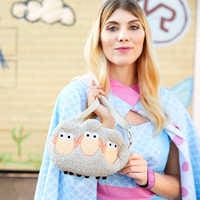 Image of Billy, Goat, and Gruff Crossbody Bag by Loungefly - Toy Story 4 # 2