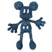 Image of Mickey Mouse Bandana Plush Toy for Pets # 1