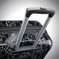 Image of Mickey Mouse Line Art Rolling Luggage by American Tourister - Large # 4