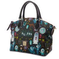 Image of Haunted Mansion Satchel by Dooney & Bourke # 2