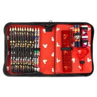Image of Mickey Mouse Zip-Up Stationery Kit # 4