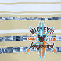Image of Mickey Mouse Surf Team Shirt and Shorts Set for Boys # 6