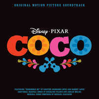 Image of Coco Soundtrack CD # 1