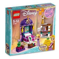 Image of Rapunzel Castle Bedroom Playset by LEGO - Tangled: The Series # 8