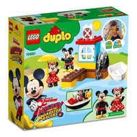 Image of Mickey Mouse Boat Duplo Playset by LEGO - Mickey and the Roadster Racers # 7