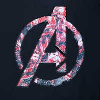 Image of Marvel's Avengers: Endgame Reversible Sequin T-Shirt for Women # 5