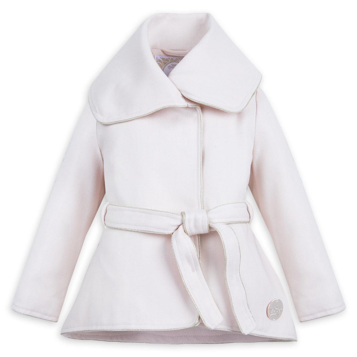 b10765e54e Product Image of Disney Princess Tweed Coat for Girls   1