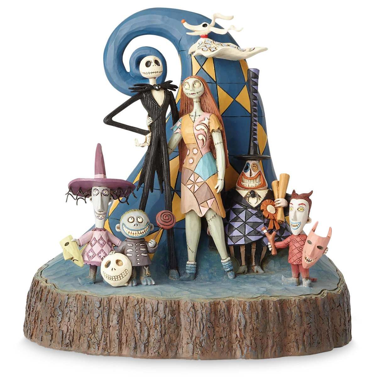 Product Image Of Tim Burtons The Nightmare Before Christmas 25th Anniversary Figure By Jim Shore