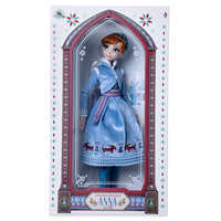 Image of Anna Doll - Olaf's Frozen Adventure - Limited Edition # 3