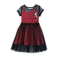 Image of Minnie Mouse Fancy Dress for Girls # 7