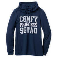 Image of Ralph Breaks the Internet ''Comfy Princess Squad'' Pullover for Juniors # 1