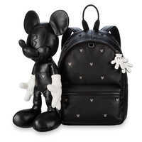 Image of Mickey Mouse Leather Backpack and Figural Bag Set # 1