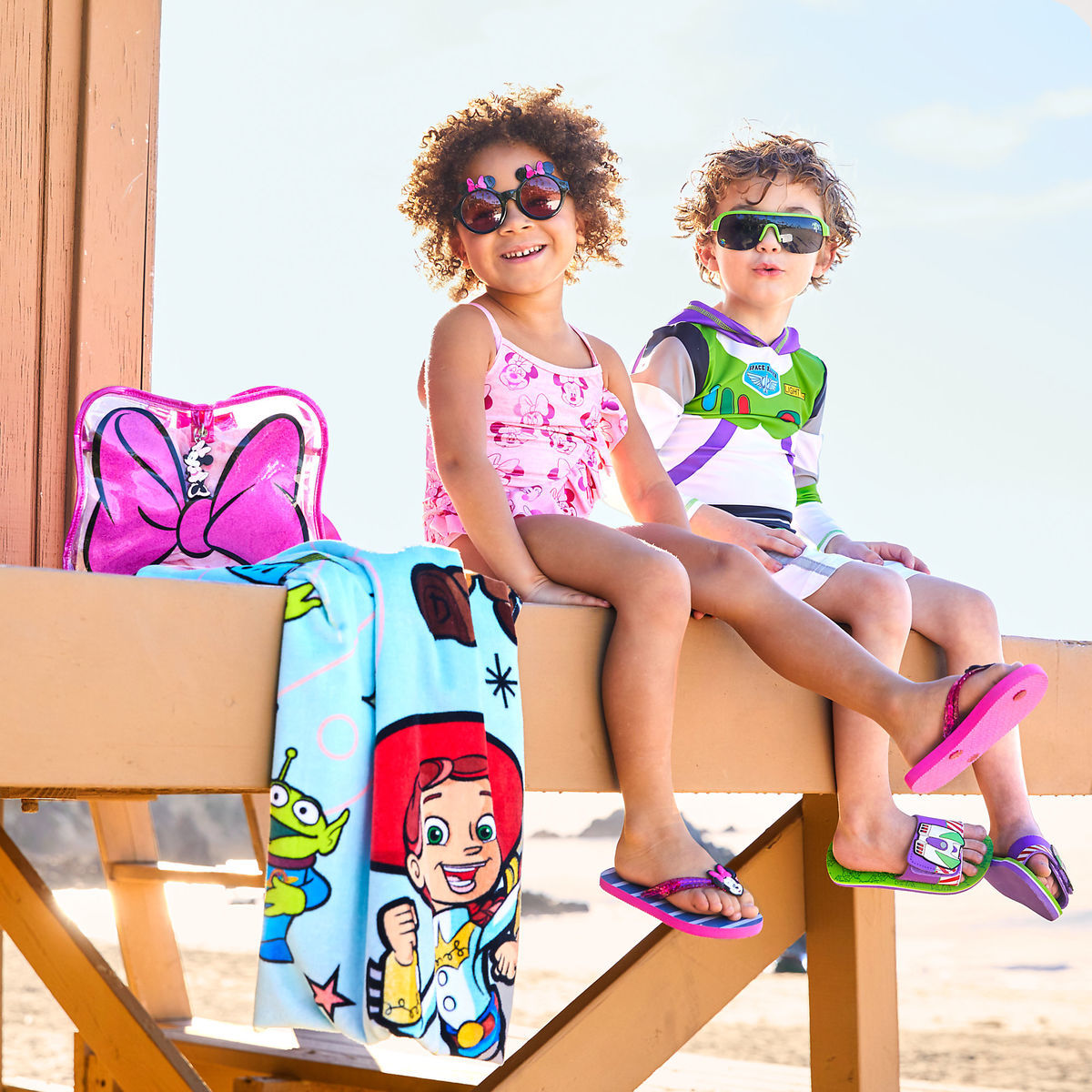 Thumbnail Image of Toy Story Beach Towel - Personalizable # 3