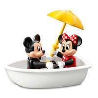 Image of Mickey Mouse Boat Duplo Playset by LEGO - Mickey and the Roadster Racers # 3