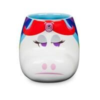 Image of Rainbow Unicorn Figural Mug - Inside Out # 3
