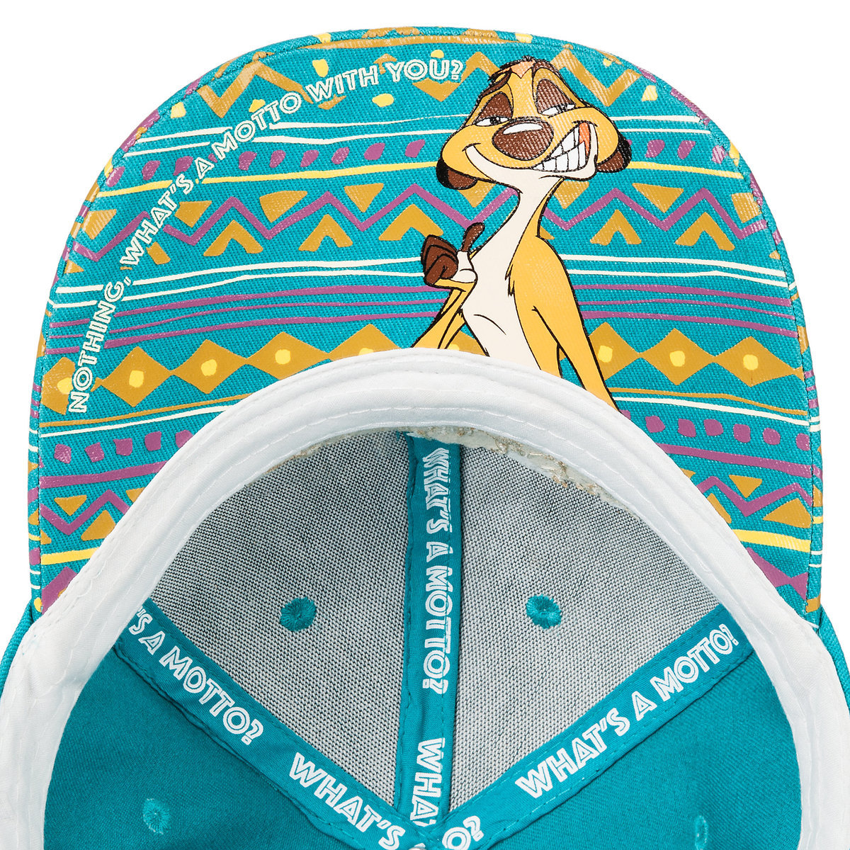 7feb7227624a7 Product Image of The Lion King Baseball Cap for Adults by Cakeworthy   4