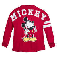 Image of Mickey Mouse Spirit Jersey for Adults # 2