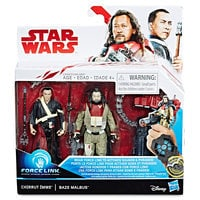 Chirrut Îmwe and Baze Malbus Force Link Action Figures - Rogue One: A Star Wars Story