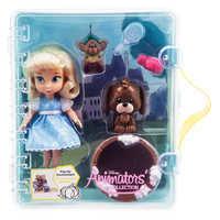 Image of Disney Animators' Collection Cinderella Mini Doll Play Set # 3