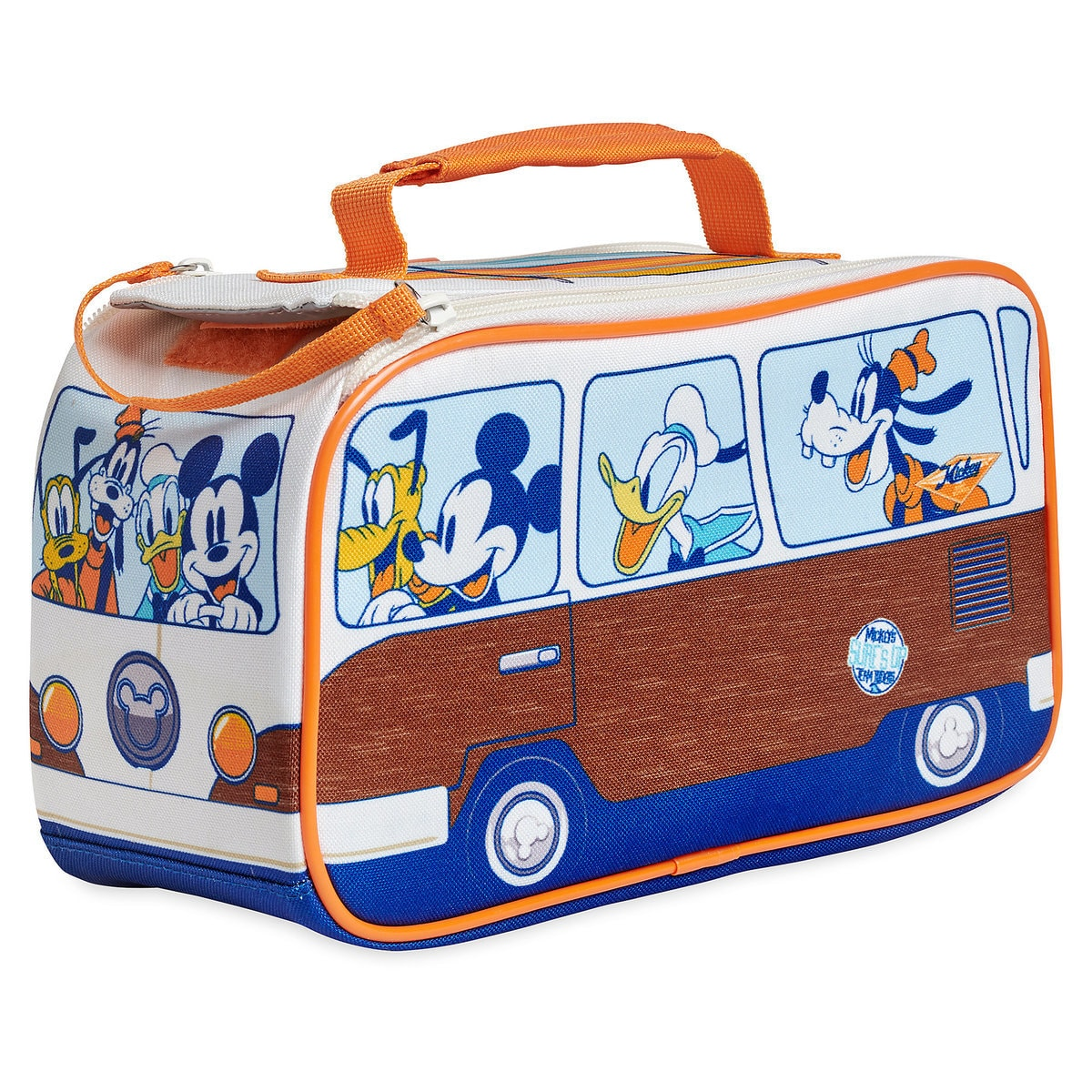320bb5ba8d9 Product Image of Mickey Mouse and Friends Lunch Tote   1