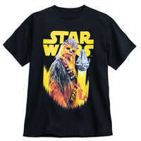 Image of Chewbacca T-Shirt for Kids - Solo: A Star Wars Story # 1