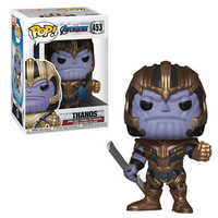Image of Thanos Pop! Vinyl Bobble-Head Figure by Funko - Marvel's Avengers: Endgame # 1
