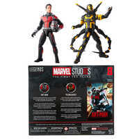 Image of Ant-Man and Yellow Jacket Action Figure Set - Legends Series - Marvel Studios 10th Anniversary # 9