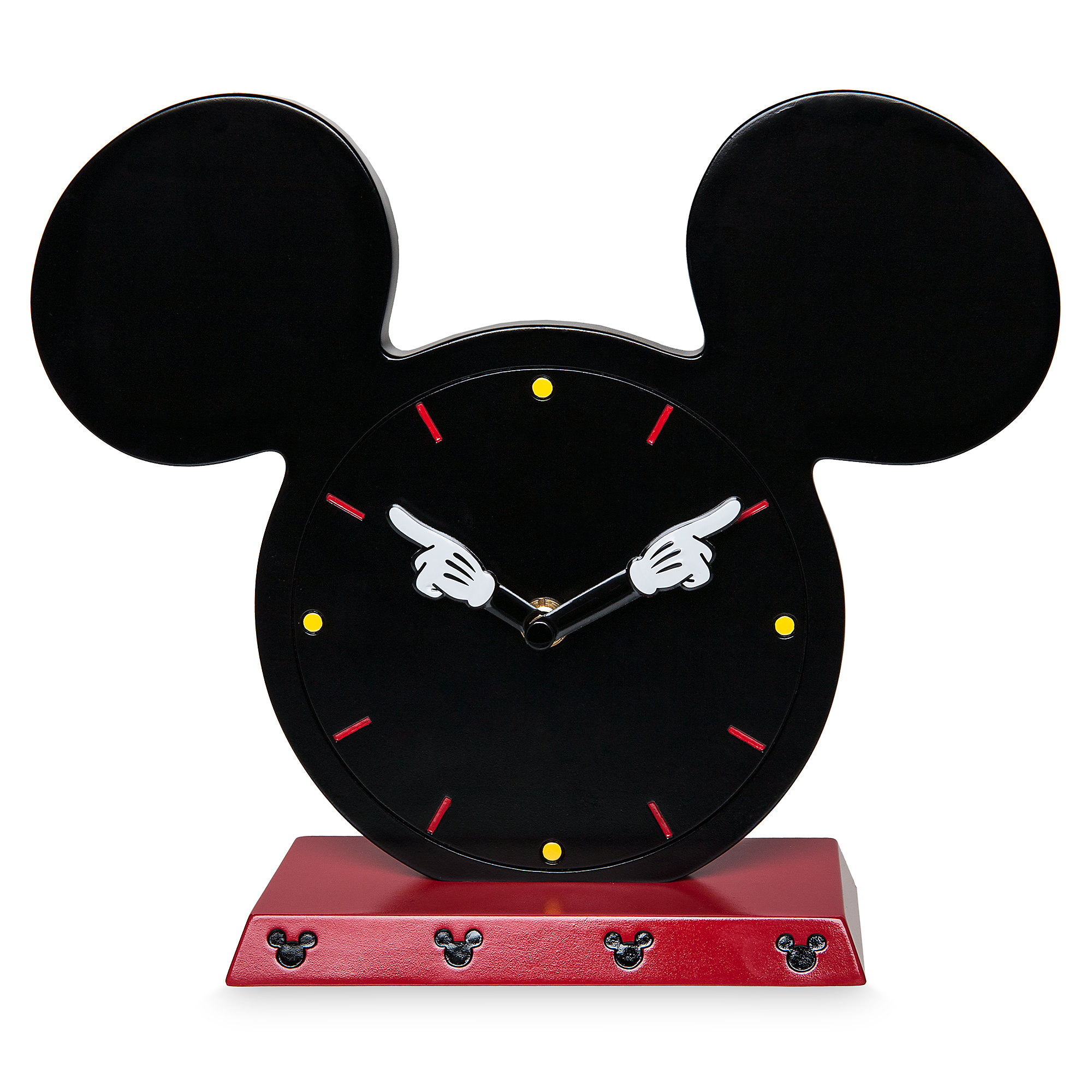 I Am Mickey Mouse Tabletop Clock