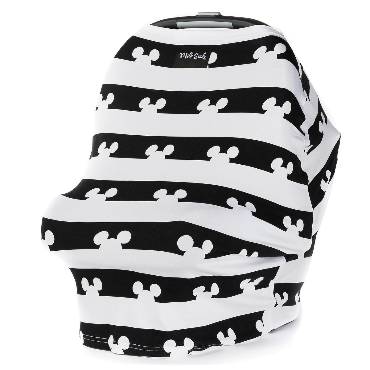Product Image Of Mickey Mouse Baby Seat Cover By Milk Snob 1