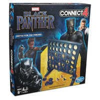 Image of Black Panther Connect 4 Game # 3