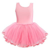 Image of Minnie Mouse Deluxe Leotard with Tutu for Girls # 3