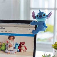 Image of Stitch Plush Clip-On - Micro # 2