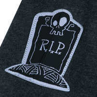Image of Jack Skellington Hooded Fleece Top for Boys - Nightmare Before Christmas # 3