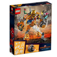 Image of Spider-Man: Far from Home Molten Man Battle Play Set by LEGO # 3