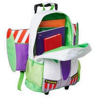 Image of Buzz Lightyear Rolling Backpack - Personalized # 5