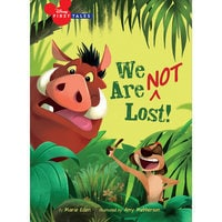 Disney First Tales: We Are (Not) Lost Book - The Lion King