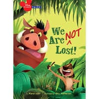 Image of Disney First Tales: We Are (Not) Lost Book - The Lion King # 1