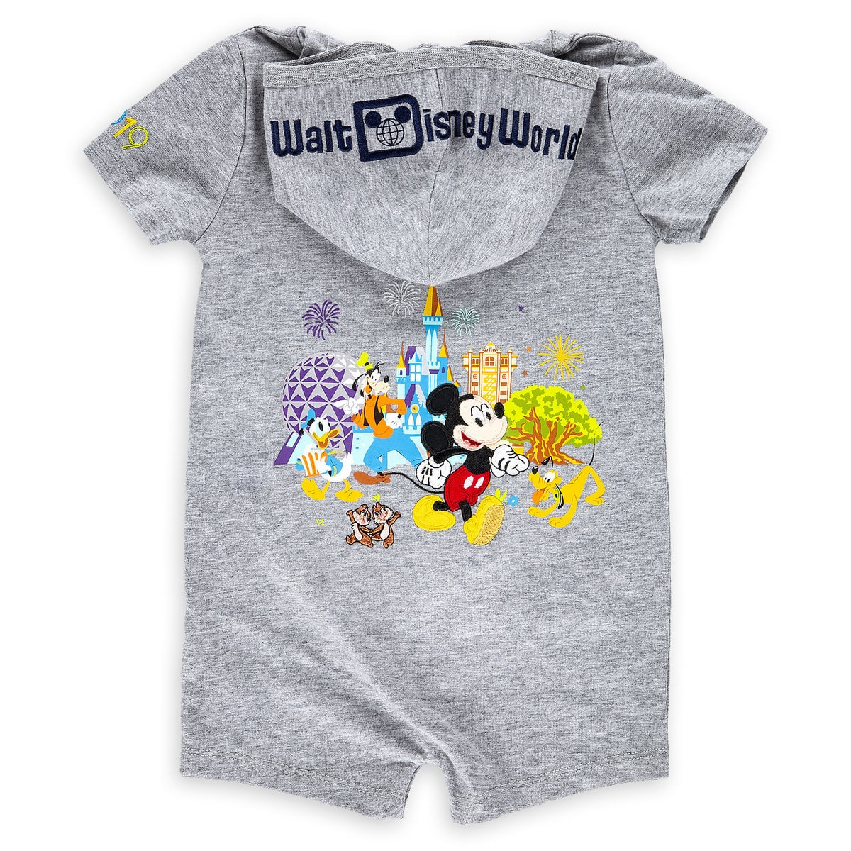 a0ea327e6 Mickey Mouse and Friends Romper for Baby - Walt Disney World 2019 ...