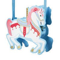 Image of King Arthur Carrousel Horse Crossbody Bag # 3