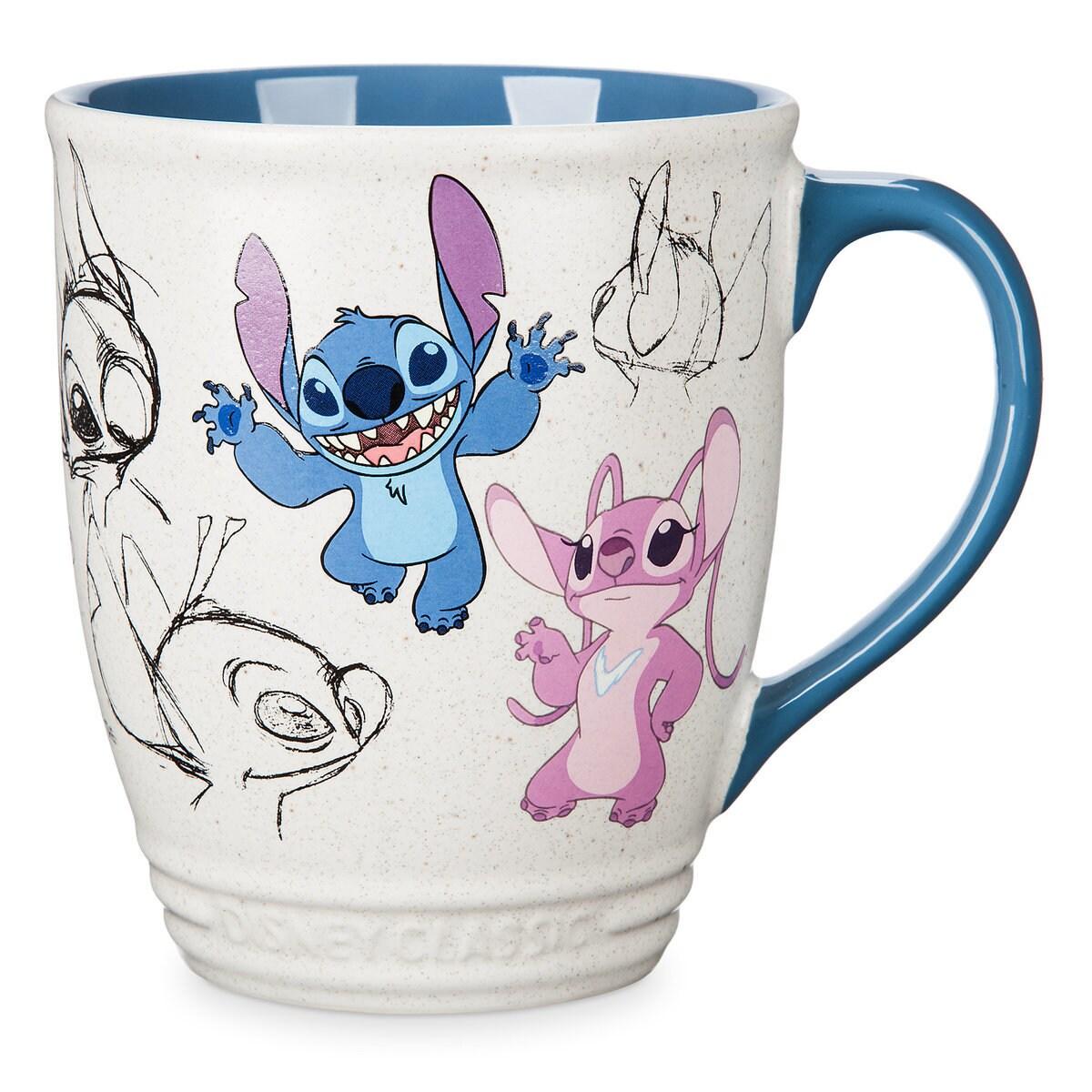 fbc63273853 Stitch and Angel Mug - Lilo & Stitch - Disney Classics Collection