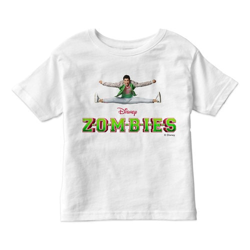 ZOMBIES: Bucky Jumping T-Shirt for Kids ? Customizable