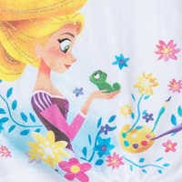 Image of Rapunzel Fashion Top for Girls # 2