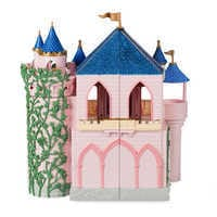Image of Disney Animators' Collection Deluxe Sleeping Beauty Castle Play Set # 4