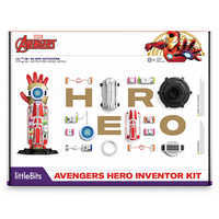 Image of Marvel Avengers Hero Inventor Kit # 5