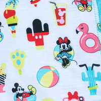 Image of Minnie Mouse Summer Fun Swim Cover-Up for Girls - Personalized # 8